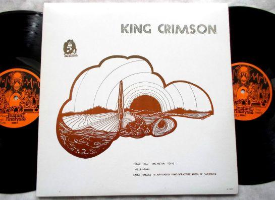 King Crimson Texas Hall JL504 2