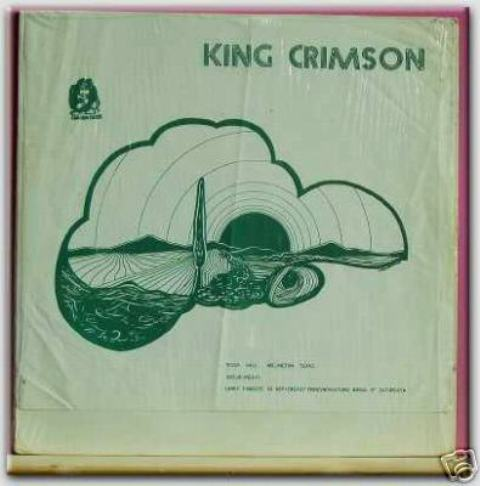 King Krimson Texas Hall KK