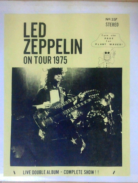 Led Zep Plant Waves 2