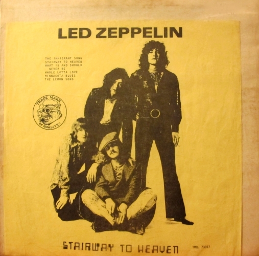 Hh Sth Led Zeppelin Stairway To Heaven Tmoq 73017