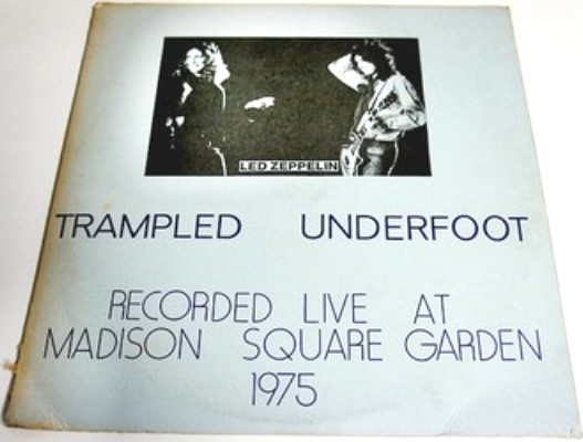 Led Zeppelin Trampled Underfoot