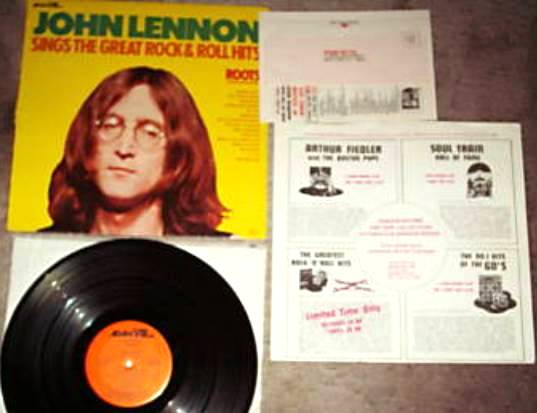 Lennon Roots lp