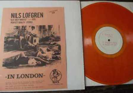 Lofgren N In London 2