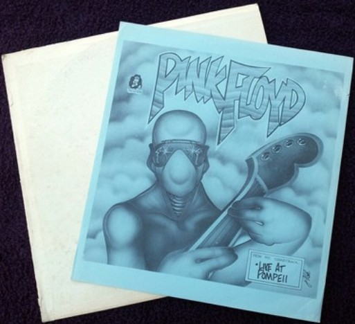 These Lemons Still Have a Lot of Juice: 1036/7 PINK FLOYD