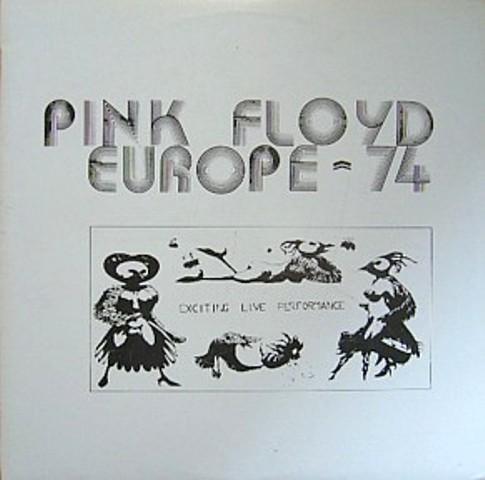 Pink Floyd Europe 74 JL 511