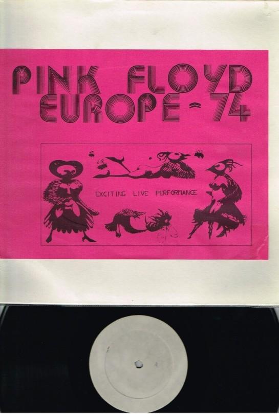 Pink Floyd Europe 74