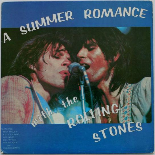 Rolling Stones A Summer Romance w t