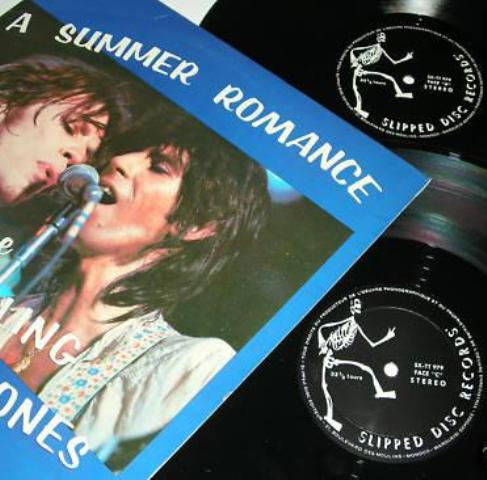 Rolling Stones A Summer Romance