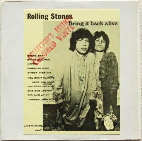 Rolling Stones Biba front stamp