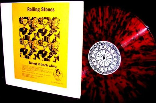 Rolling Stones Bring It Back Alive 2