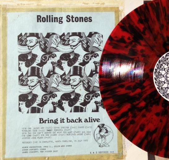 Rolling Stones Bring It Back Alive 3