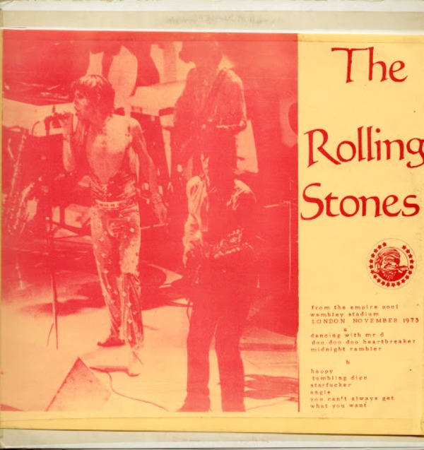 Rolling Stones live 1973 UK Tour Wembley Empire Pool | THE