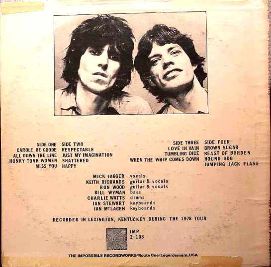 Rolling Stones Lacerated b