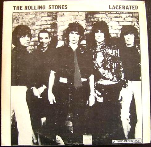 Rolling Stones Lacerated