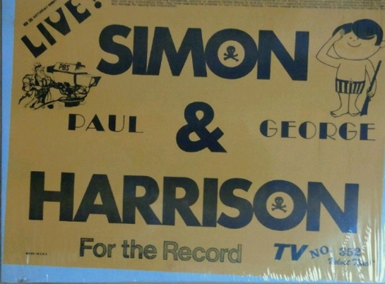 Simon & Harrison Live For The Record 352