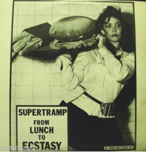 Supertramp From Lunch to Ecstasy