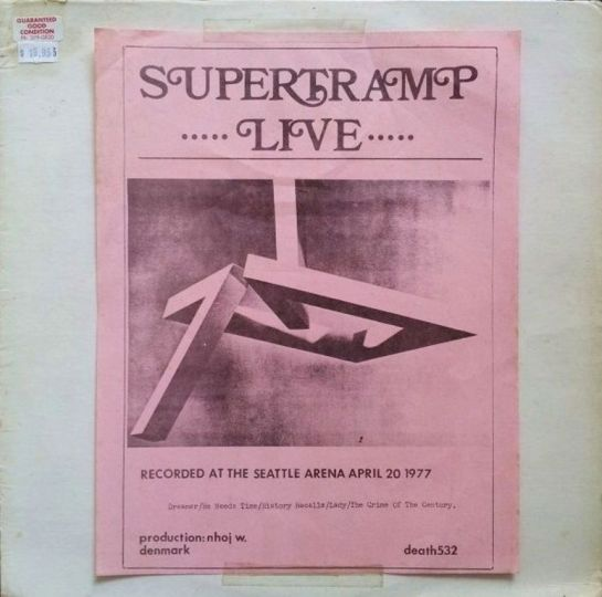 Supertramp Live 2