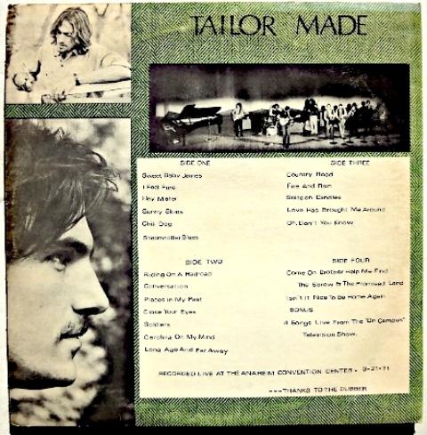 Taylor J Tailor Made b