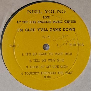 Young N glad lbl
