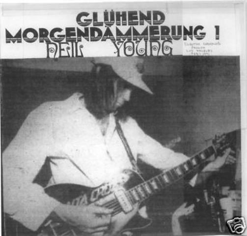 Young N Glühend Morgendämmerung