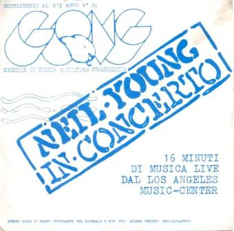 Young N In Concerto EP