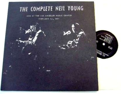 Neil Young – Los Angeles Music Center, February 1, 1971