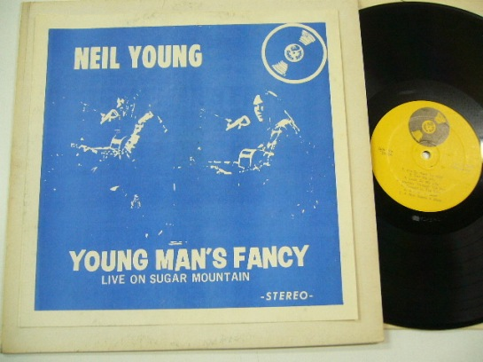 Young Neil Young Man's Fancy