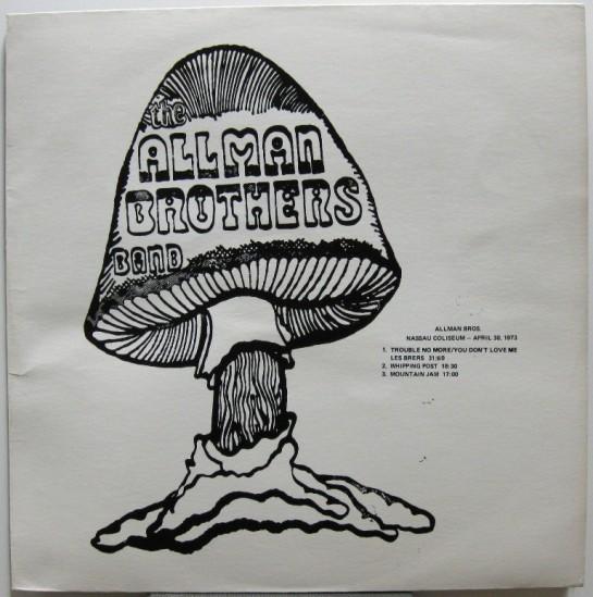 Allman Brothers Nassau 3