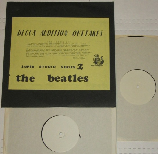 Beatles Decca Aud Outtakes 2