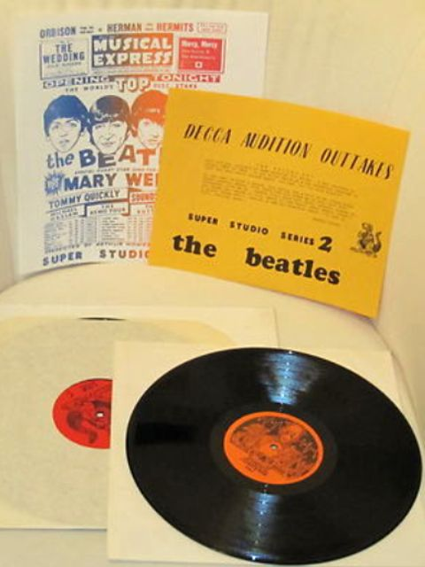 Beatles Decca Aud. Outtakes 3