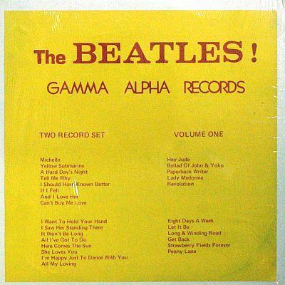 Beatles Gamma Alpha