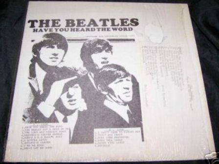 Beatles Have You htw Kustom