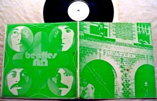 Beatles HYHTW green
