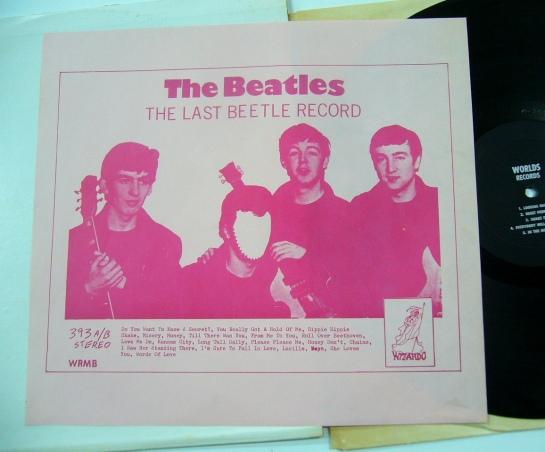 Beatles Last Beetle Record