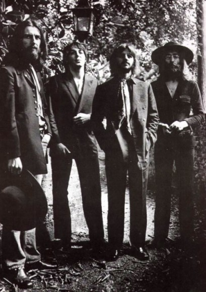 Beatles last photo session 2