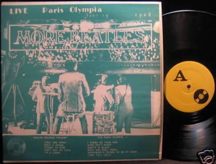 The Beatles at the Paris Palais des Sports - 1965 (3/6)