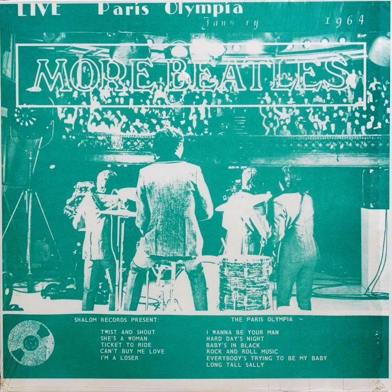 The Beatles at the Paris Palais des Sports - 1965 (1/6)