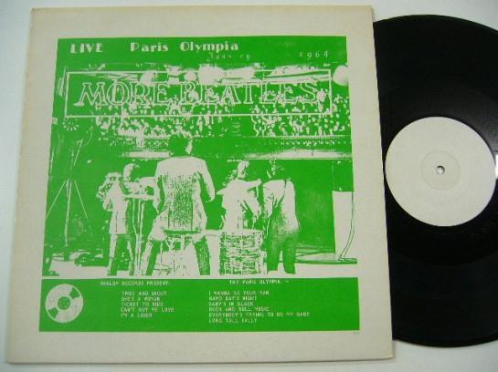 Beatles Live Paris Olympia Japan copy JL 526