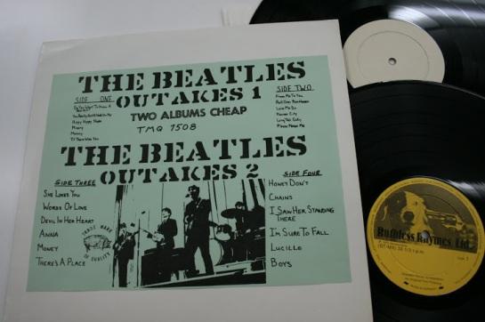 Beatles Outakes 1+2 RuRhy