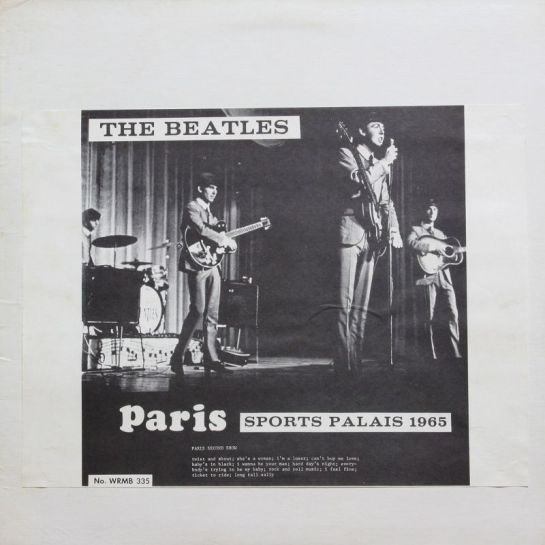 Beatles Paris 335
