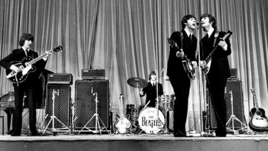 Beatles Paris p d sp