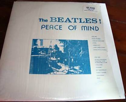 Beatles Peace of Mind