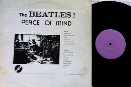 Beatles PoM purple