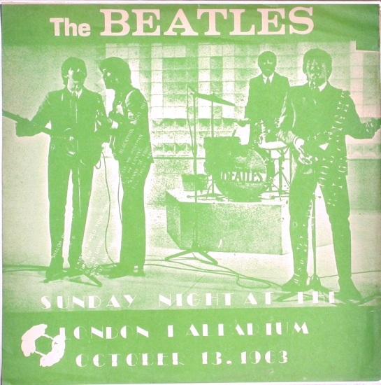 Beatles SN at LP cyan