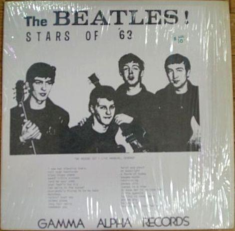 Beatles Stars of '63