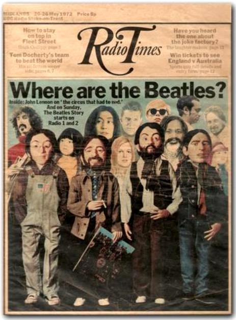 Beatles Story 72 Radio Times