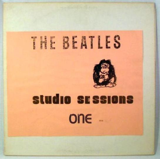 Beatles studio sessions 1 KK