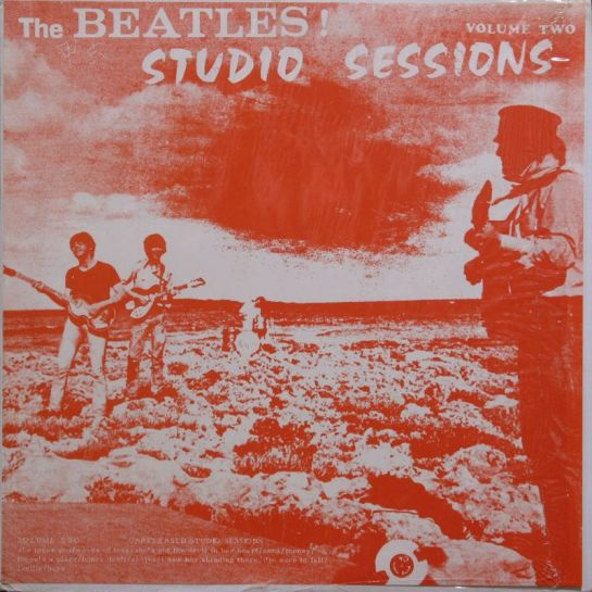 Beatles Studio Sessions Vol Two