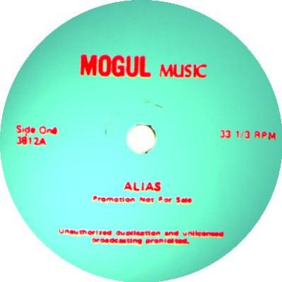 Dylan Alias EP label