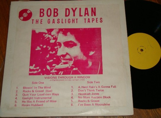 Dylan Gaslight Tapes 2